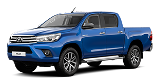 Toyota Hilux - Concessionario Toyota Sant'Antimo