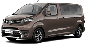 Toyota Proace Verso - Concessionario Toyota Sant'Antimo