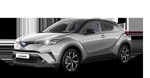 Toyota C-HR - Concessionario Toyota Sant'Antimo