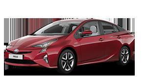 Toyota Prius - Concessionario Toyota Sant'Antimo