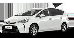 Toyota Prius+ - Concessionario Toyota Sant'Antimo