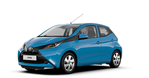Toyota AYGO - Concessionario Toyota Sant'Antimo