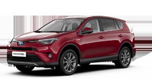 Toyota RAV4 - Concessionario Toyota Sant'Antimo