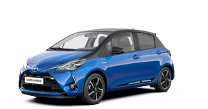 Toyota Yaris - Concessionario Toyota Sant'Antimo