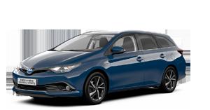 Toyota Auris Touring Sports - Concessionario Toyota Sant'Antimo