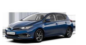 Toyota Auris - Concessionario Toyota Sant'Antimo